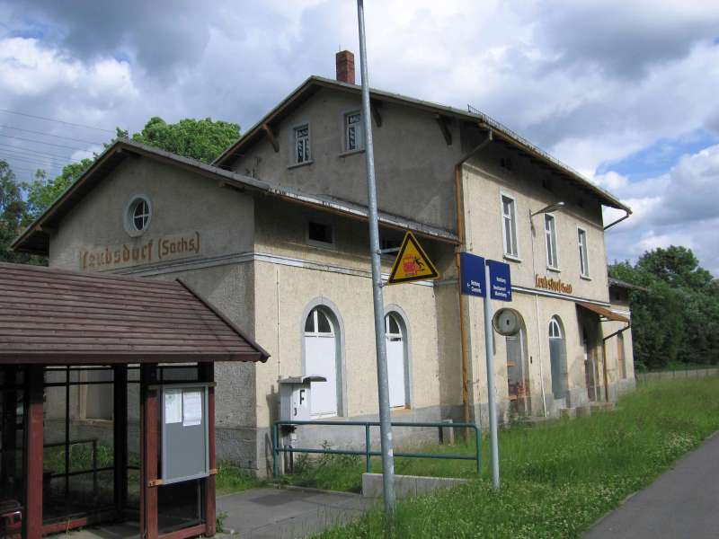 Gemeindeverwaltung leubsdorf bahnhof
